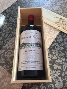 bouteille impériale 6L